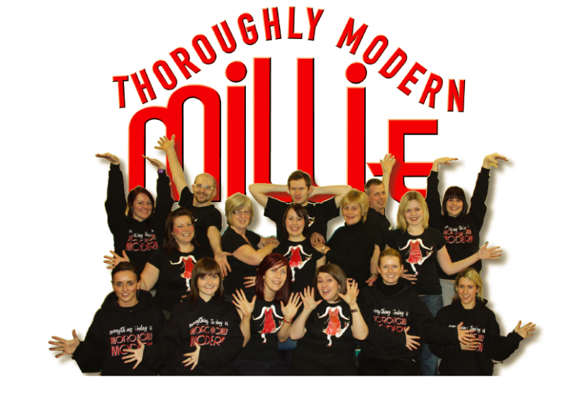 Thoroughly Modern Millie 2012